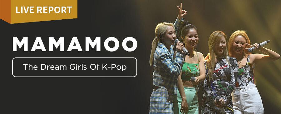 LIVE REVIEW | Mamamoo