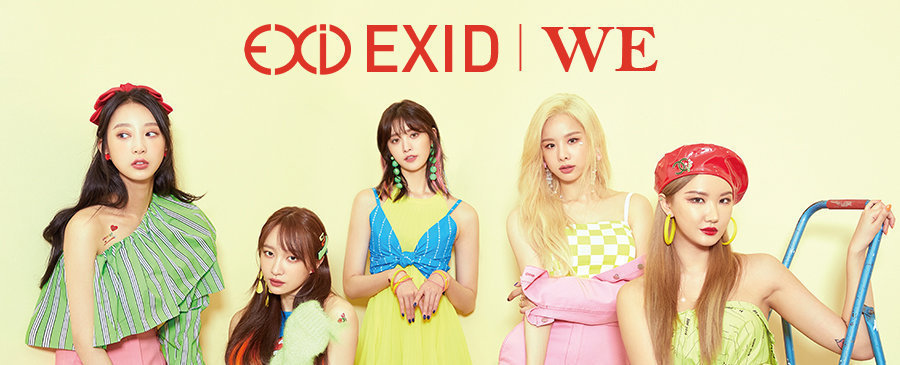 EXID / WE