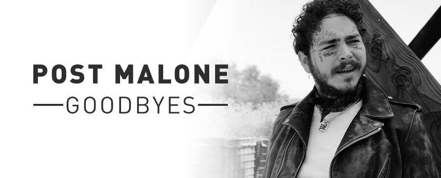 Post Malone x Young Thug / Goodbye