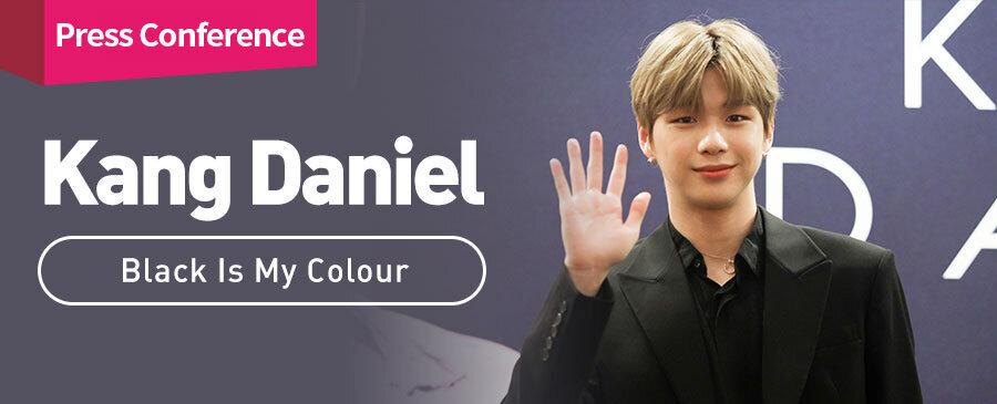 Kang Daniel SG Press Con