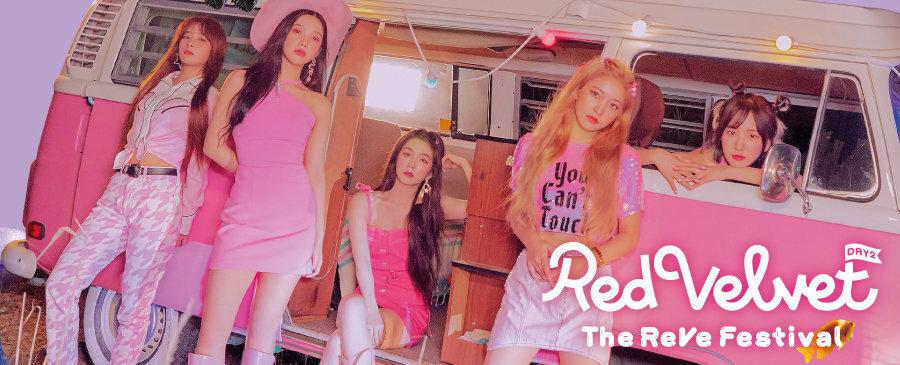 Red Velvet / 'The ReVe Festival' Day 2