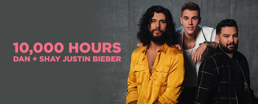Dan + Shay & Justin Bieber / 10,000 Hours