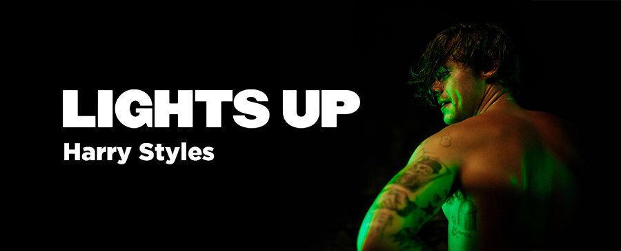 Harry Styles / Lights Up