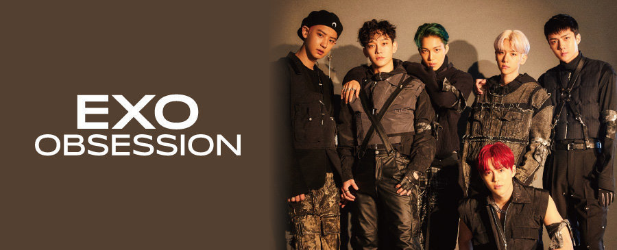 EXO / OBSESSION