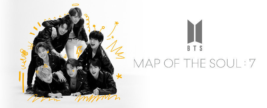 BTS / MAP OF THE SOUL : 7
