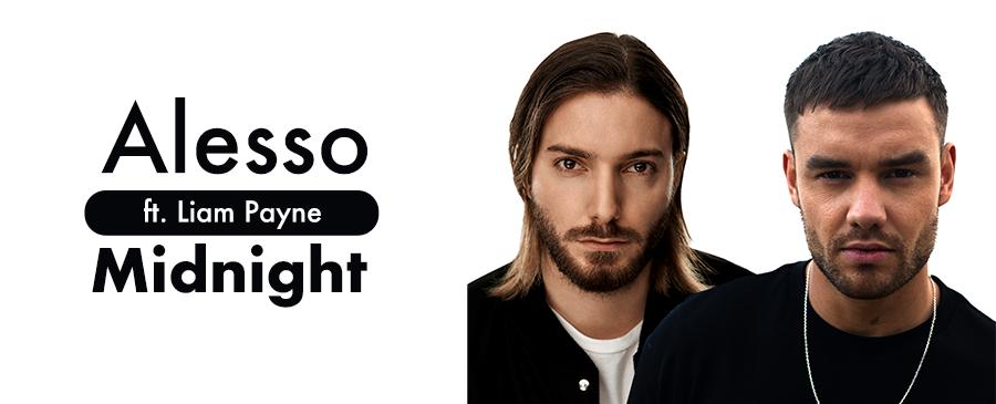 Alesso ft. Liam Payne / Midnight