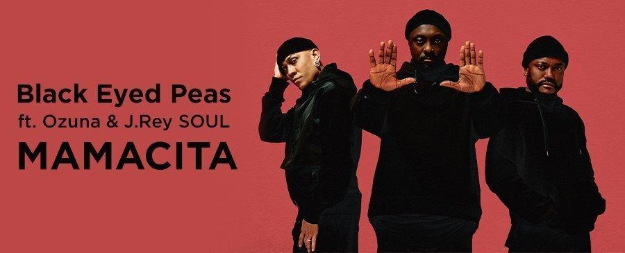 Black Eyed Peas ft. Ozuna & J.Rey SOUL / MAMACITA