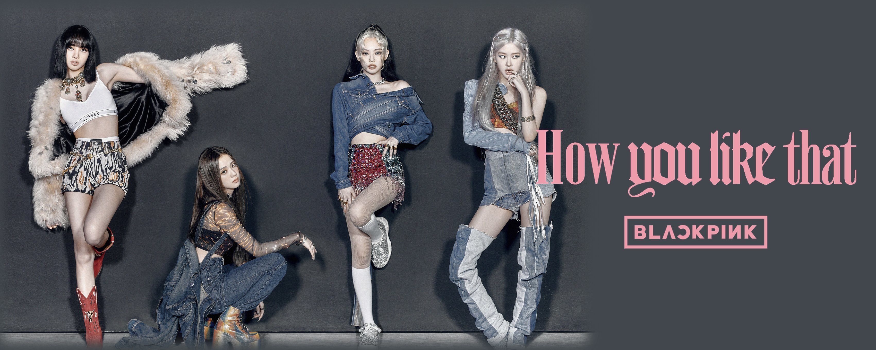 BLACKPINK / How You Like That
