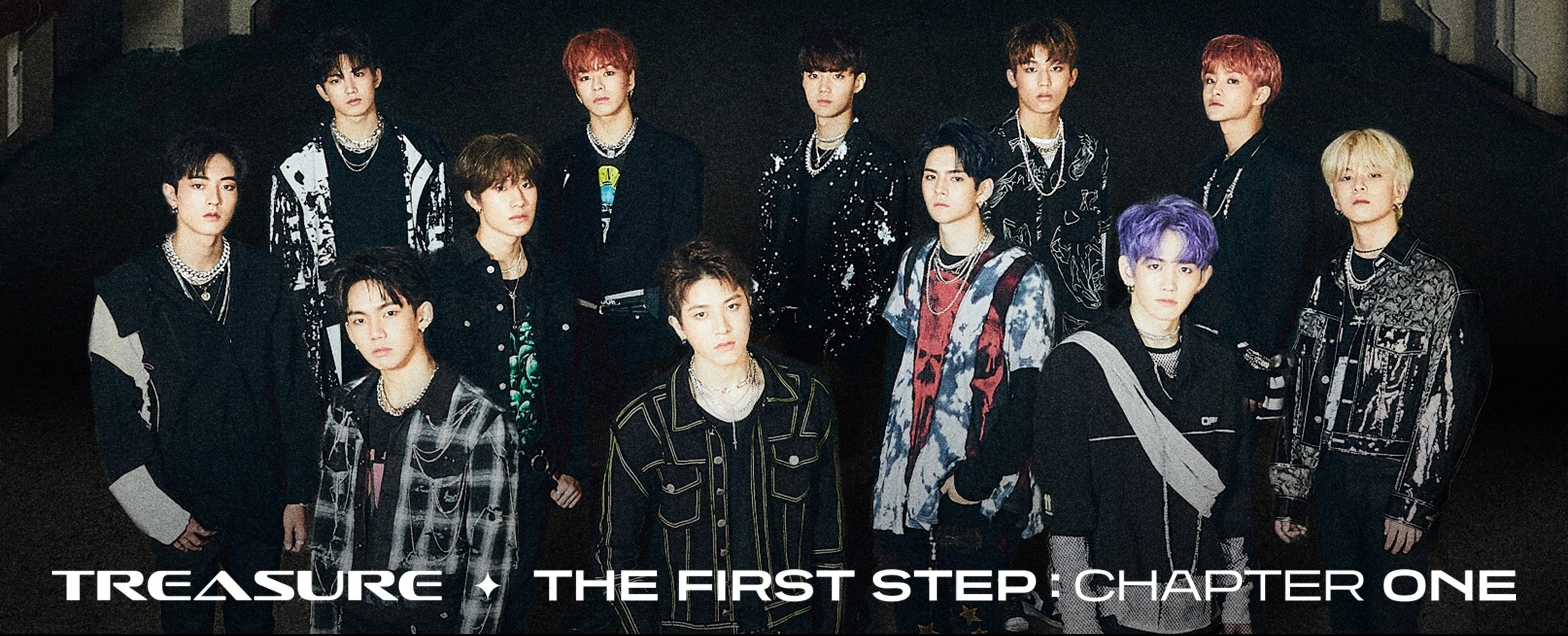 TREASURE / THE FIRST STEP : CHAPTER ONE
