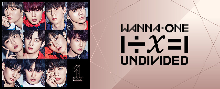 Wanna One / 1÷X=1 (UNDIVIDED)