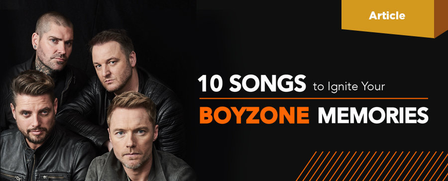 ARTICLE | Boyzone