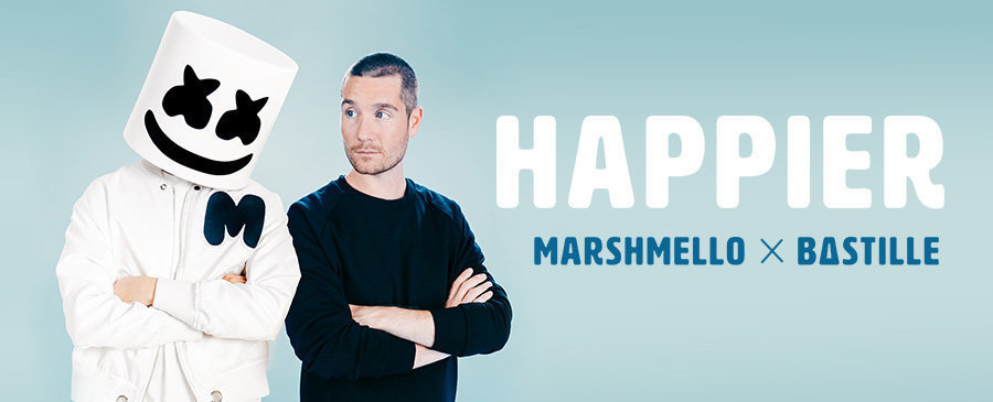 Marshmallo x Bastille / Happier