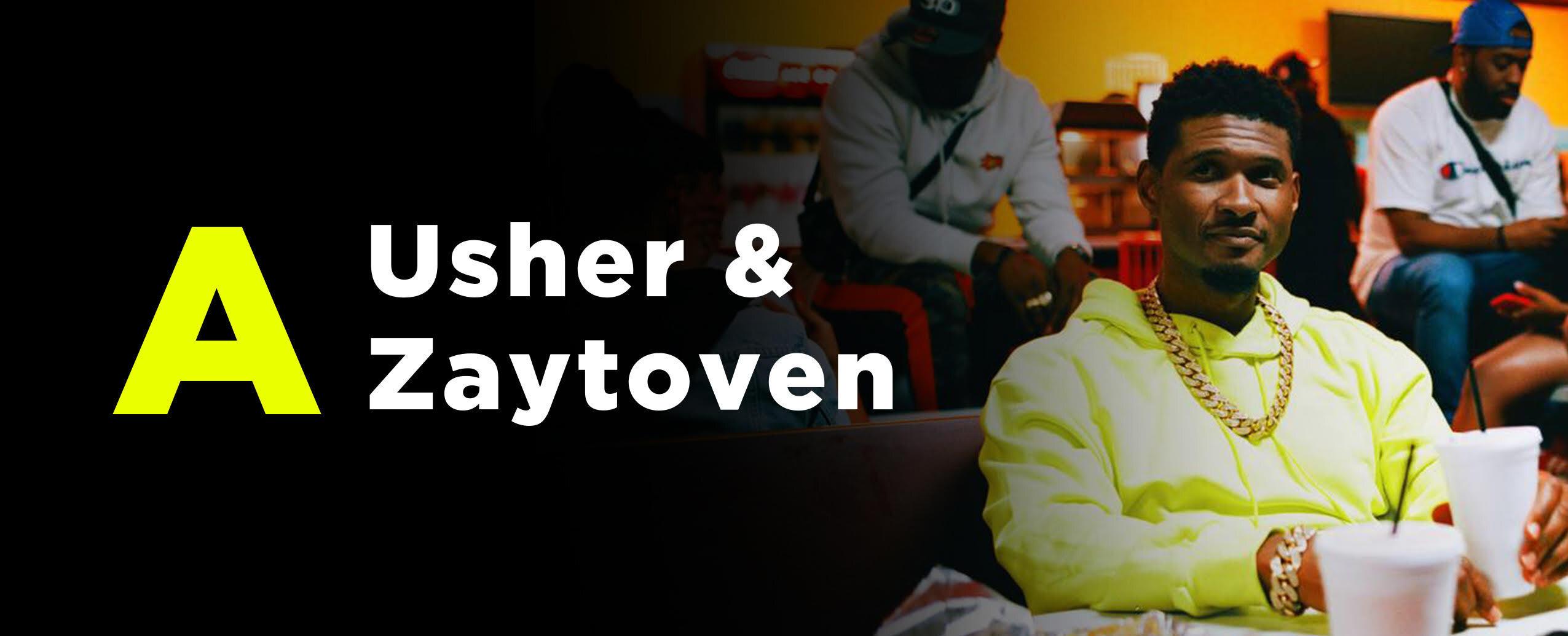 Usher / A