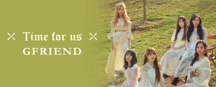 GFRIEND / Time for us