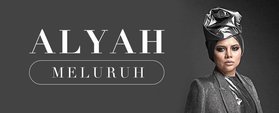 NEW | Alyah - Meluruh