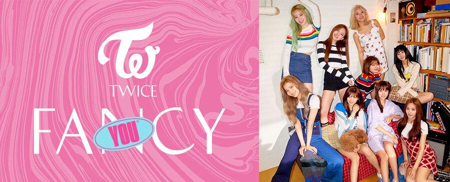 NEW | TWICE - Fancy You