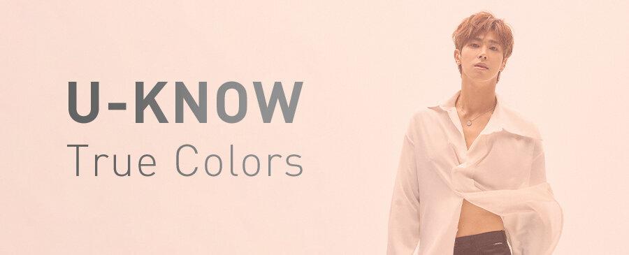 U-KNOW 允浩 / True Colors