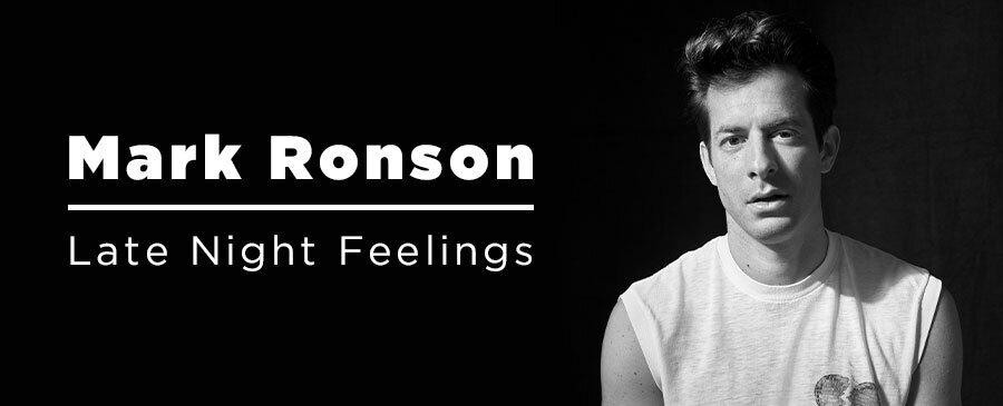 Late Night Feelings / Mark Ronson