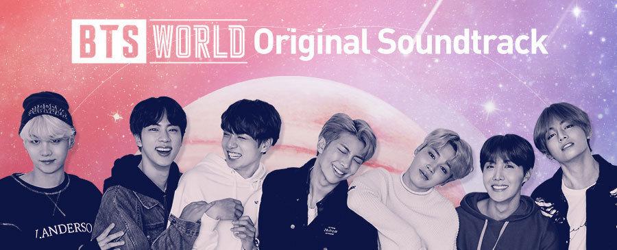 BTS WORLD Original Soundtrack