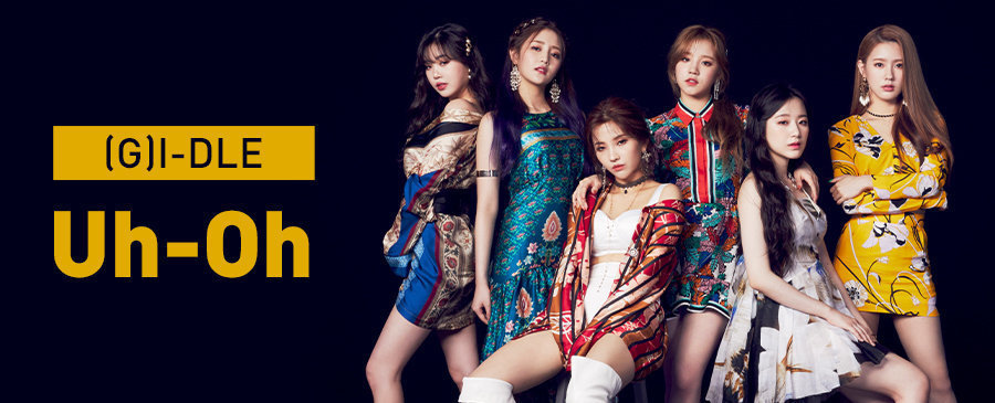 (G)I-DLE / Uh-Oh