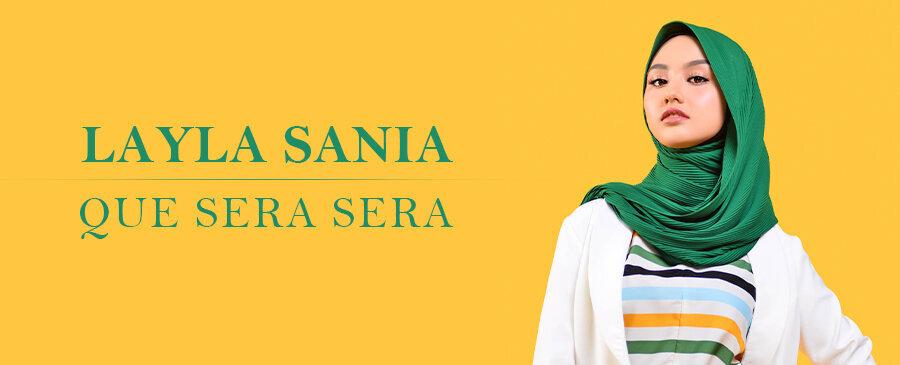 NEW | Layla Sania - Que Sera Sera