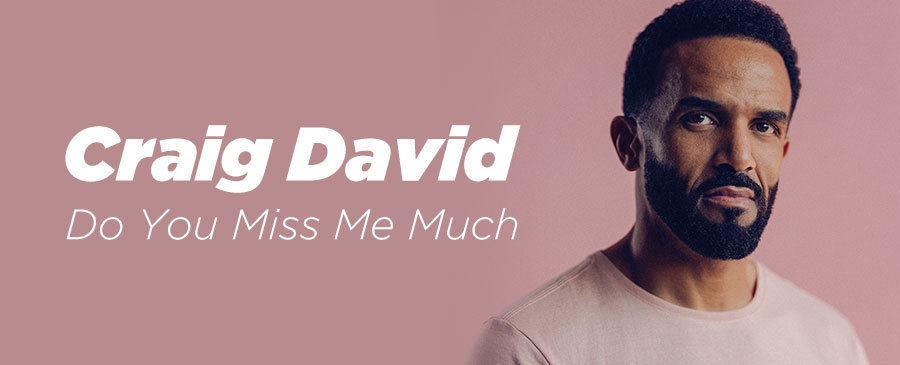 Craig David / Do You Miss Me Much