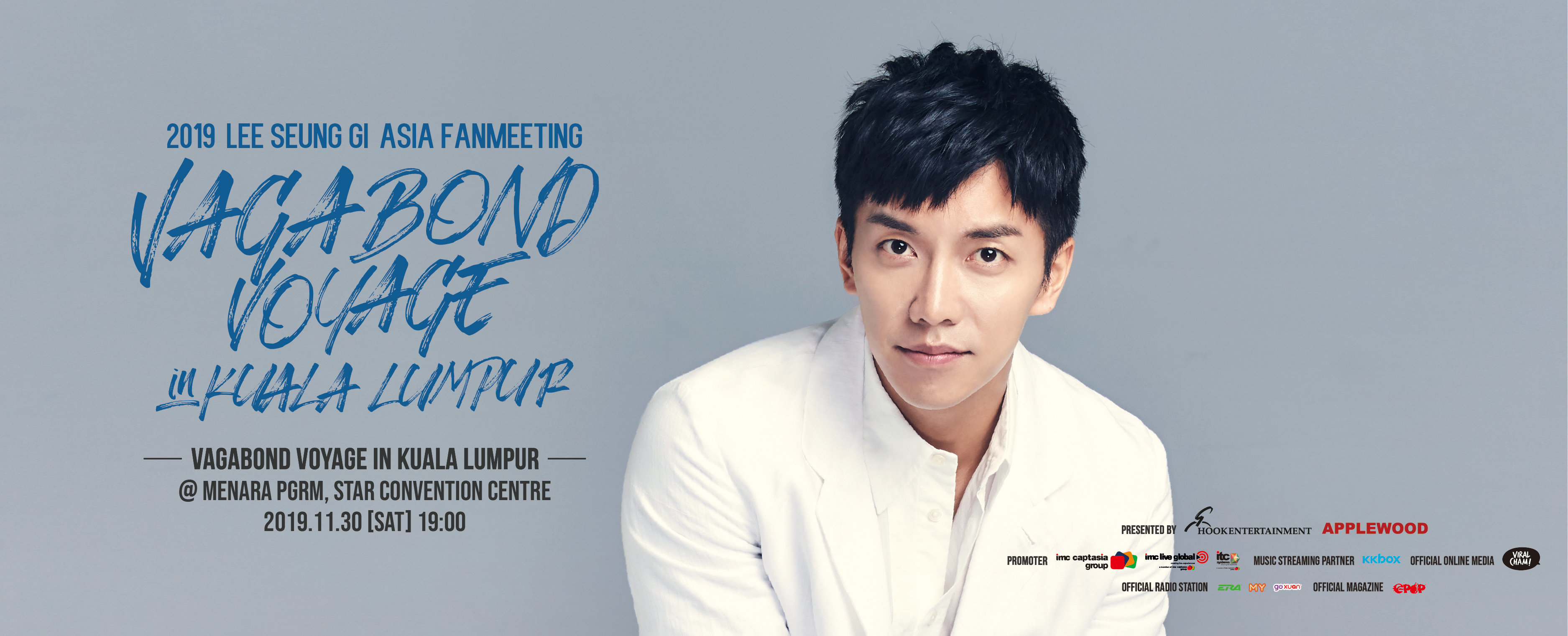 EVENT | Lee Seung Gi Fanmeeting in KL