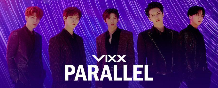 VIXX / PARALLEL