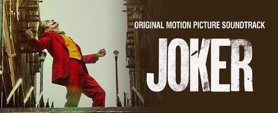 Joker (Original Motion Picture Soundtrack) (小丑電影原聲帶)