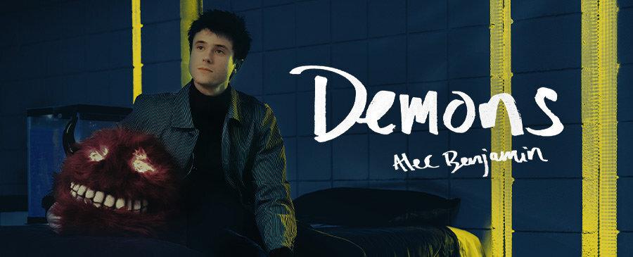 Alec Benjamin / Demons