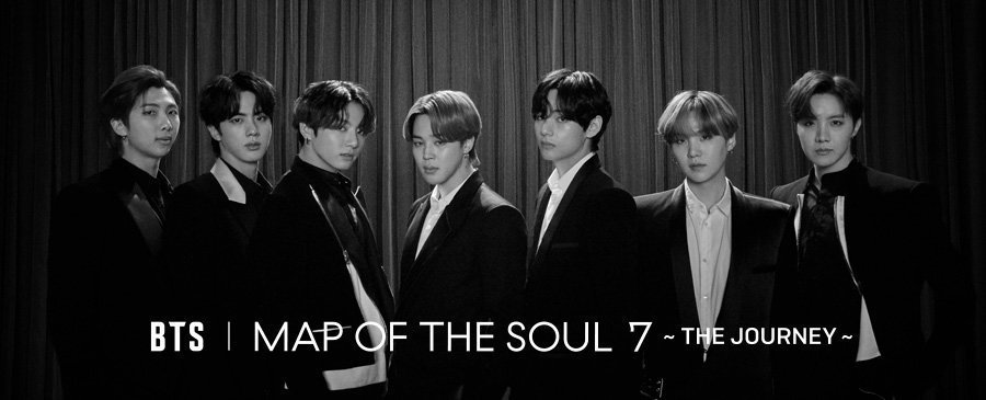 BTS | MAP OF THE SOUL : 7 ~ THE JOURNEY ~
