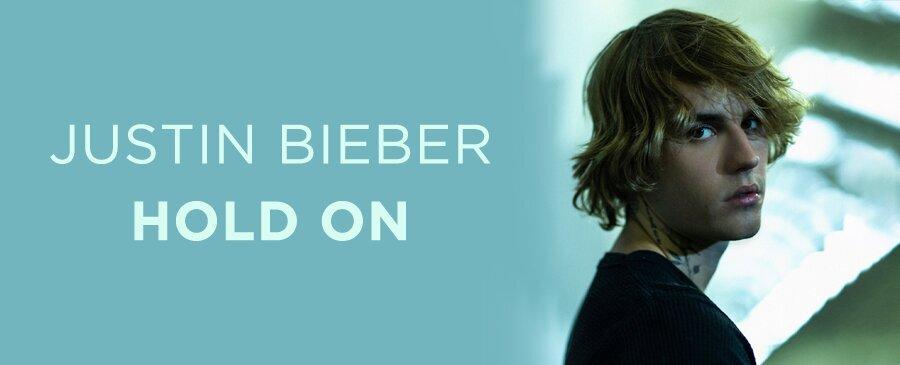 Justin Bieber / Hold On (3/5-3/8)