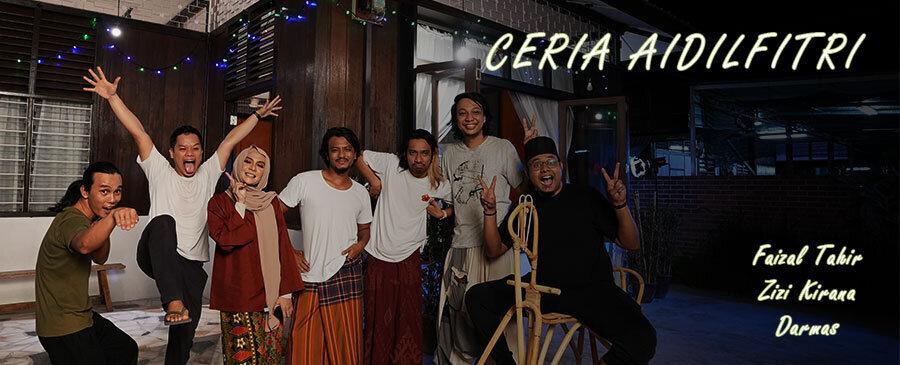 Faizal Tahir, Zizi Kirana, Darmas | Ceria Aidilfitri