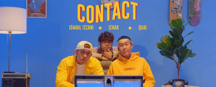 Ismail Izzani | Contact