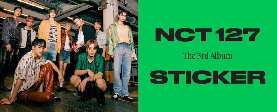 NCT 127 / Sticker