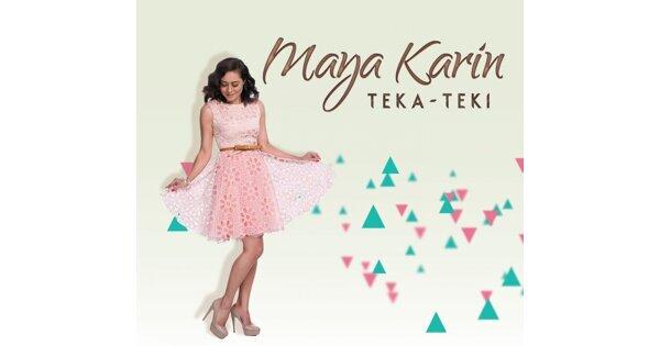 Mainan Teka-Teki Maya Karin