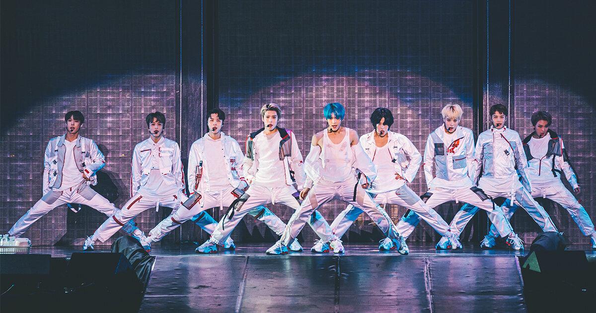NCT127 Concert Report: A K-pop Experiment Success - KKBOX