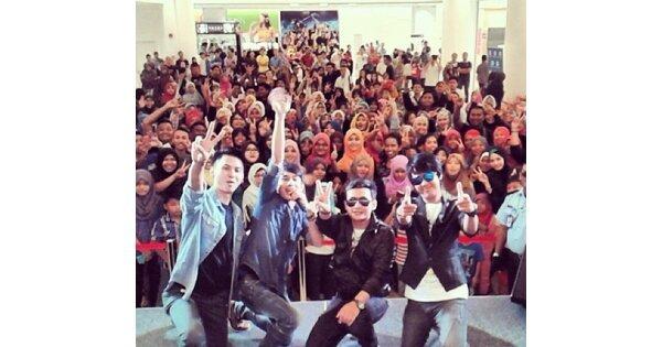 KKBOX & Warner Music IPT Tour