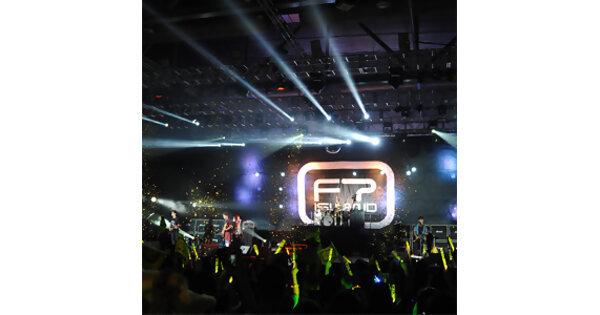 韓流イケメン・バンド、FTISLANDが香港で熱血パフォーマンスを披露!