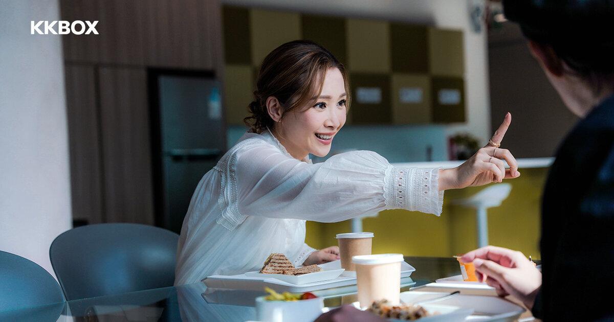 關心妍2021全新療癒專輯《Emergence》  同小朋友做對手戲