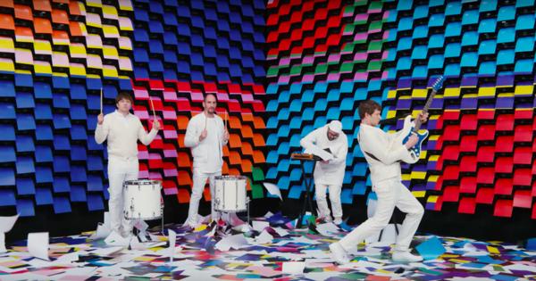 史上最會拍MV的樂團,OK GO又出招了!