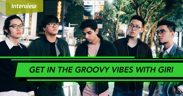 Get In the Groovy Vibes with Giri
