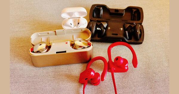 Bluetoothワイヤレス・イヤホンと聴き放題型音楽サービスの相性がいいワケ