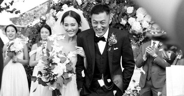 男神余文樂結婚了!娶台灣女友寫下浪漫告白