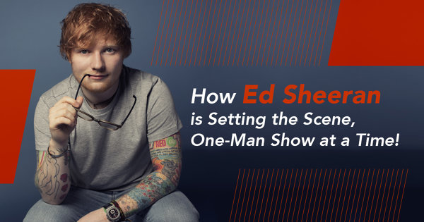 A Quick Chat with Ed Sheeran