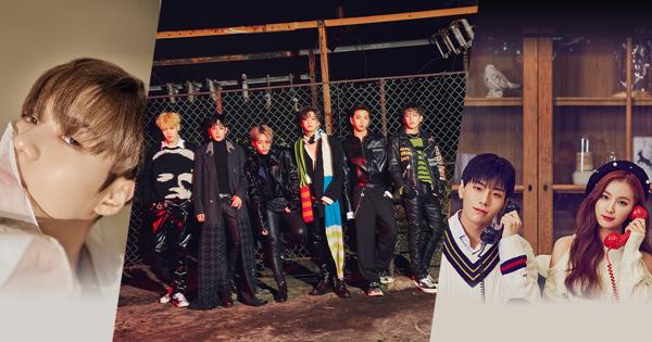 B.A.P回歸經典、大勢歌手甜蜜合唱 本週韓語嚴選!