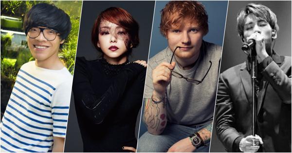 網紅、安室、鐘鉉...回首2017音樂圈大事 你的關鍵字是什麼?