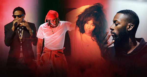 嘻哈天皇與新生代交戰-第60屆葛萊美饒舌獎項大盤點