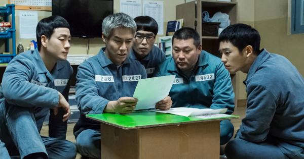 善惡難辨的黑色幽默 韓劇「機智的監獄生活」狙擊你的心