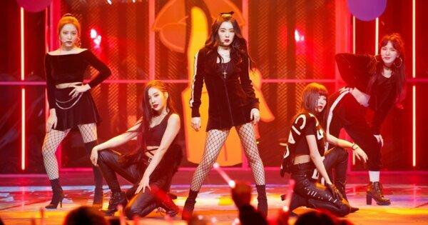 Red Velvet、iKON席捲榜單 音源王者對決誰勝出